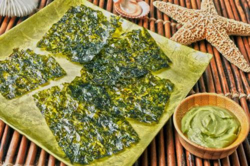 Seaweed Snacks