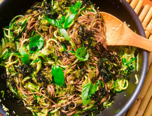 Seaweed Flakes – Pasta, Noodles Topping